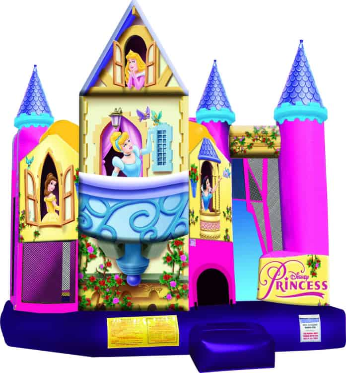 Princess Bounce/Climb/Slide
