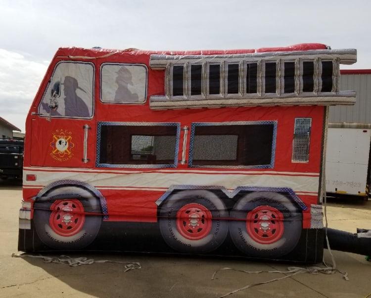Fire Truck Bounce