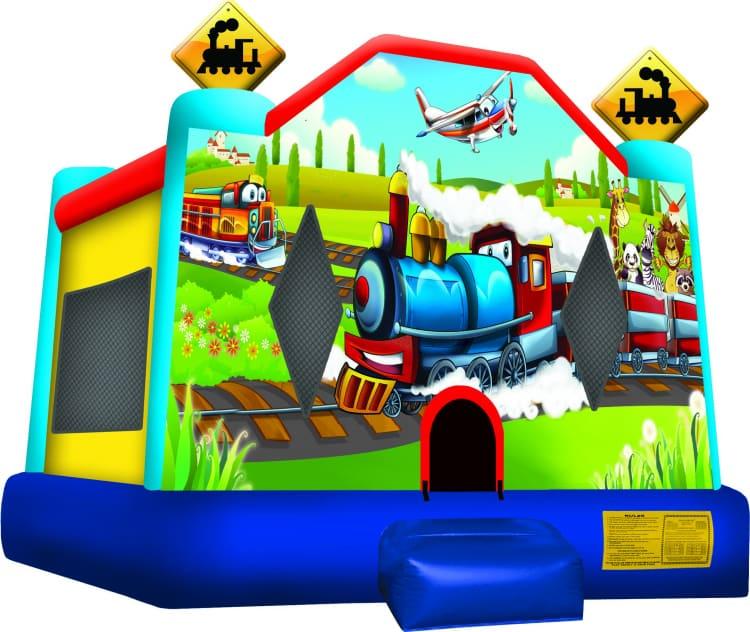 Train Bounce