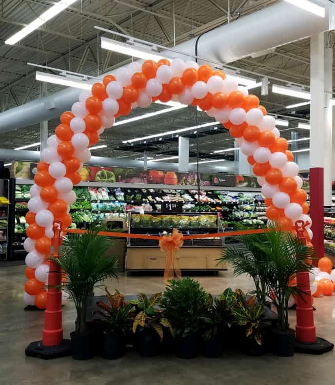 Balloon Arch - Large Indoor
