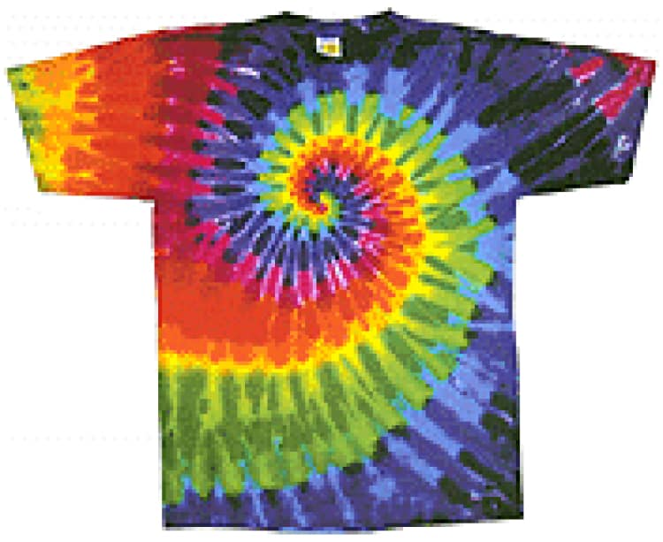 Tie Dye - 20 Shirts