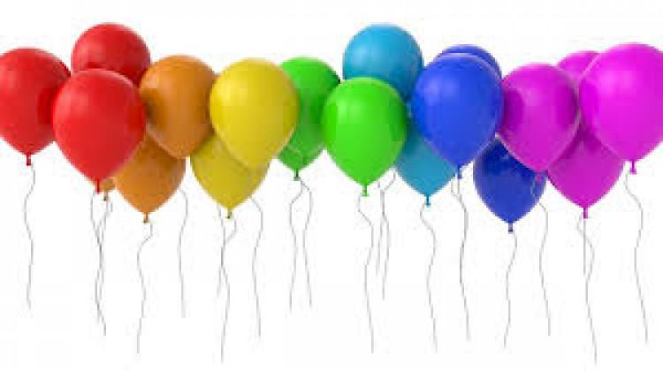 11in Helium Balloon